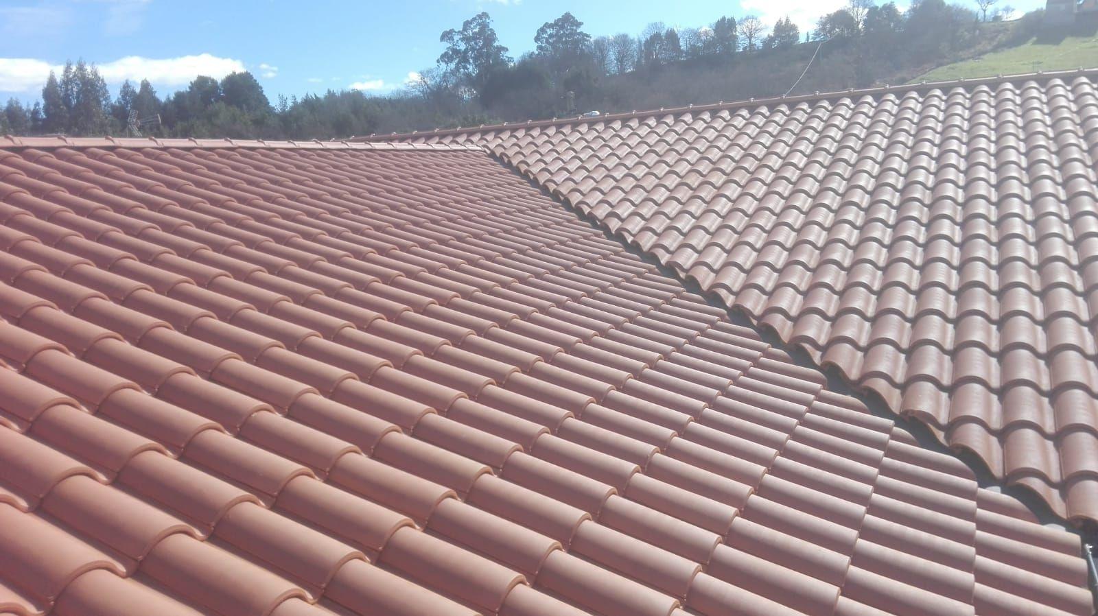 Reparación de tejados en Gijón