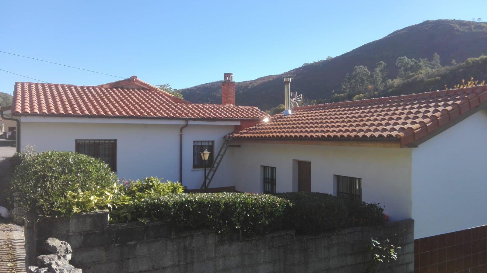 Foto 8 de Reparación de tejados en Oviedo | Tejamar