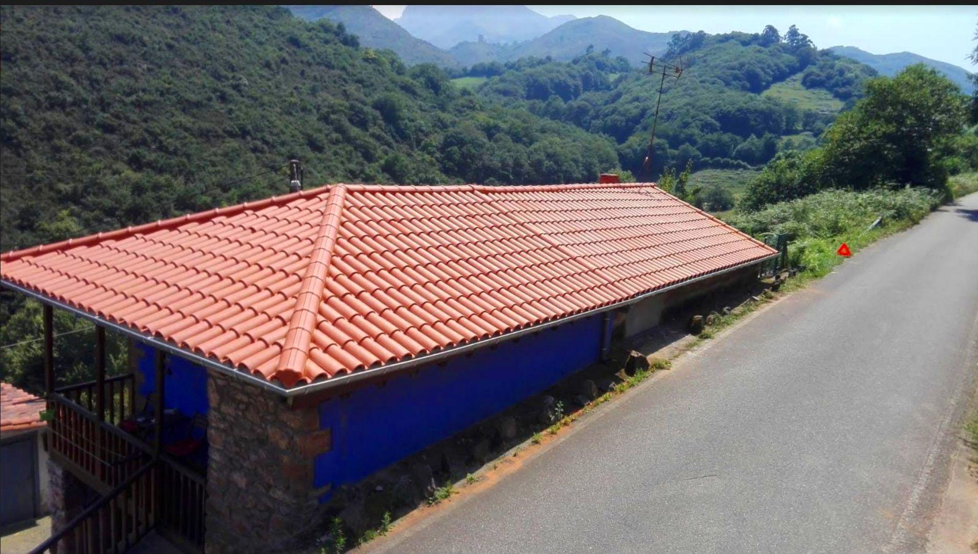 rehabilitacion de tejados Asturias