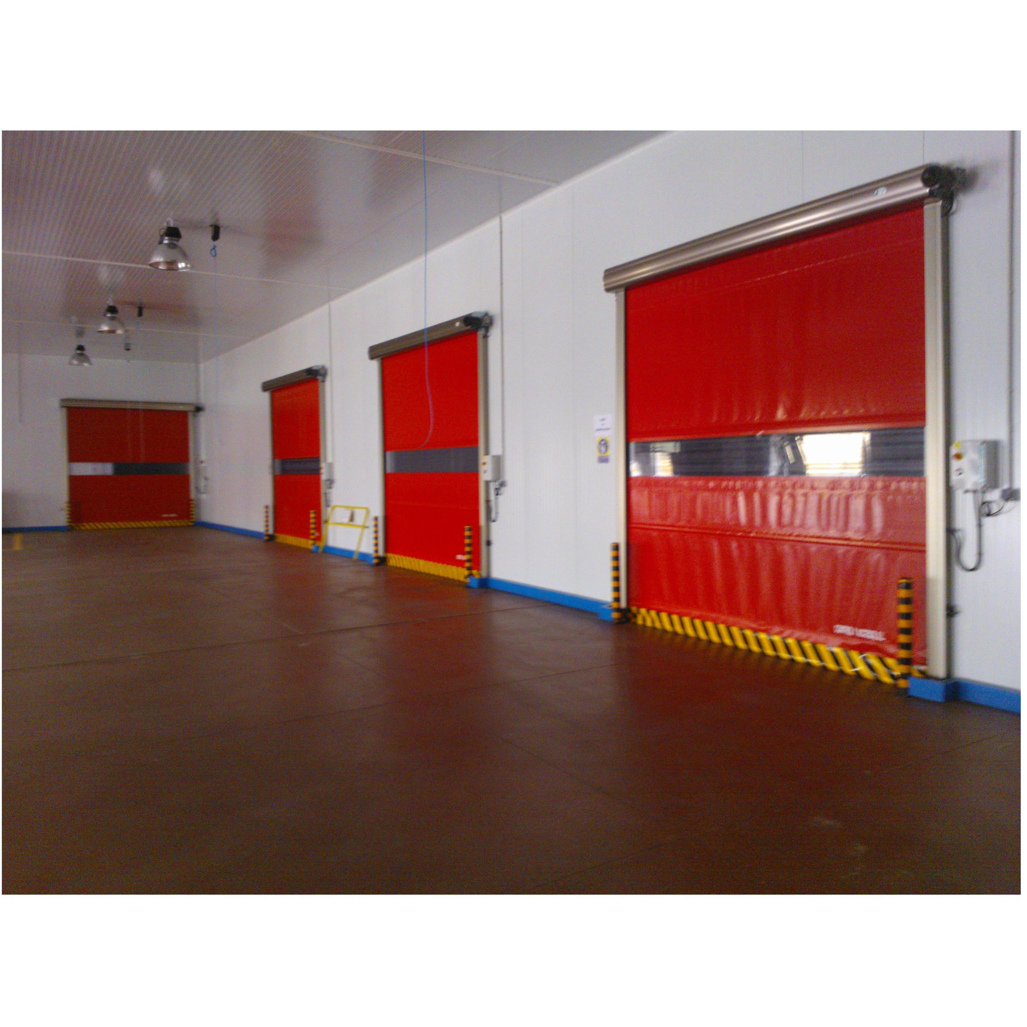 Puertas rápidas enrollables: Montajes e instalaciones de Mafrisur