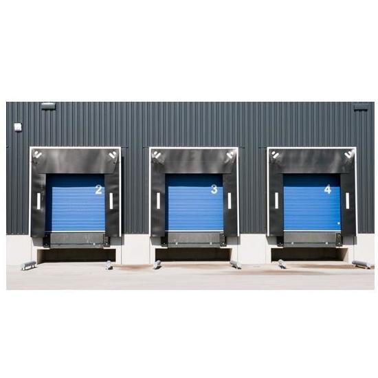 Abrigos de muelle para empresas: Montajes e instalaciones de Mafrisur