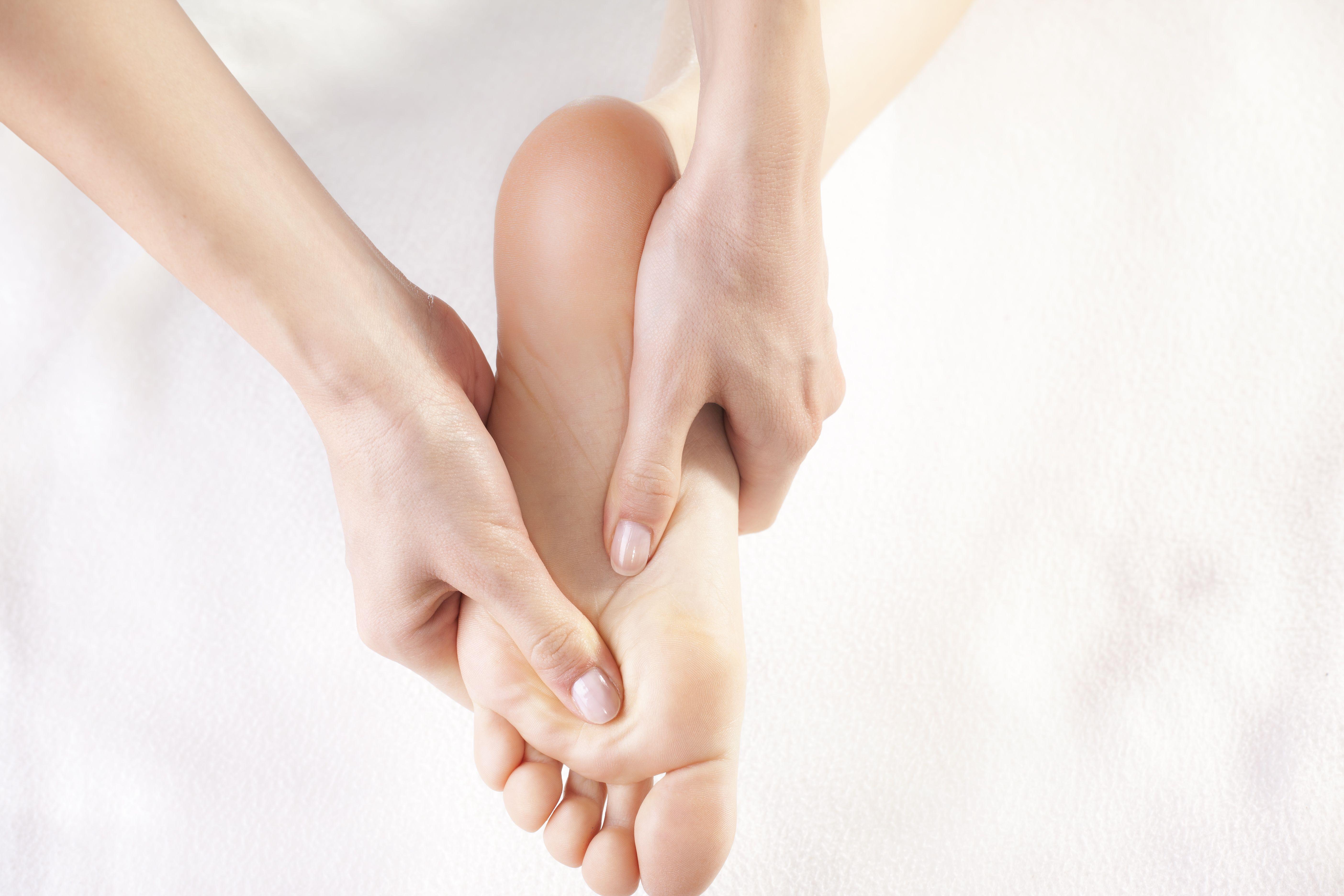 Reflexoterapia podal: Terapias y masajes de Joan Serra Quiromasajista