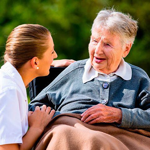 Cuidado de mayores: Servicios de Presupuestos