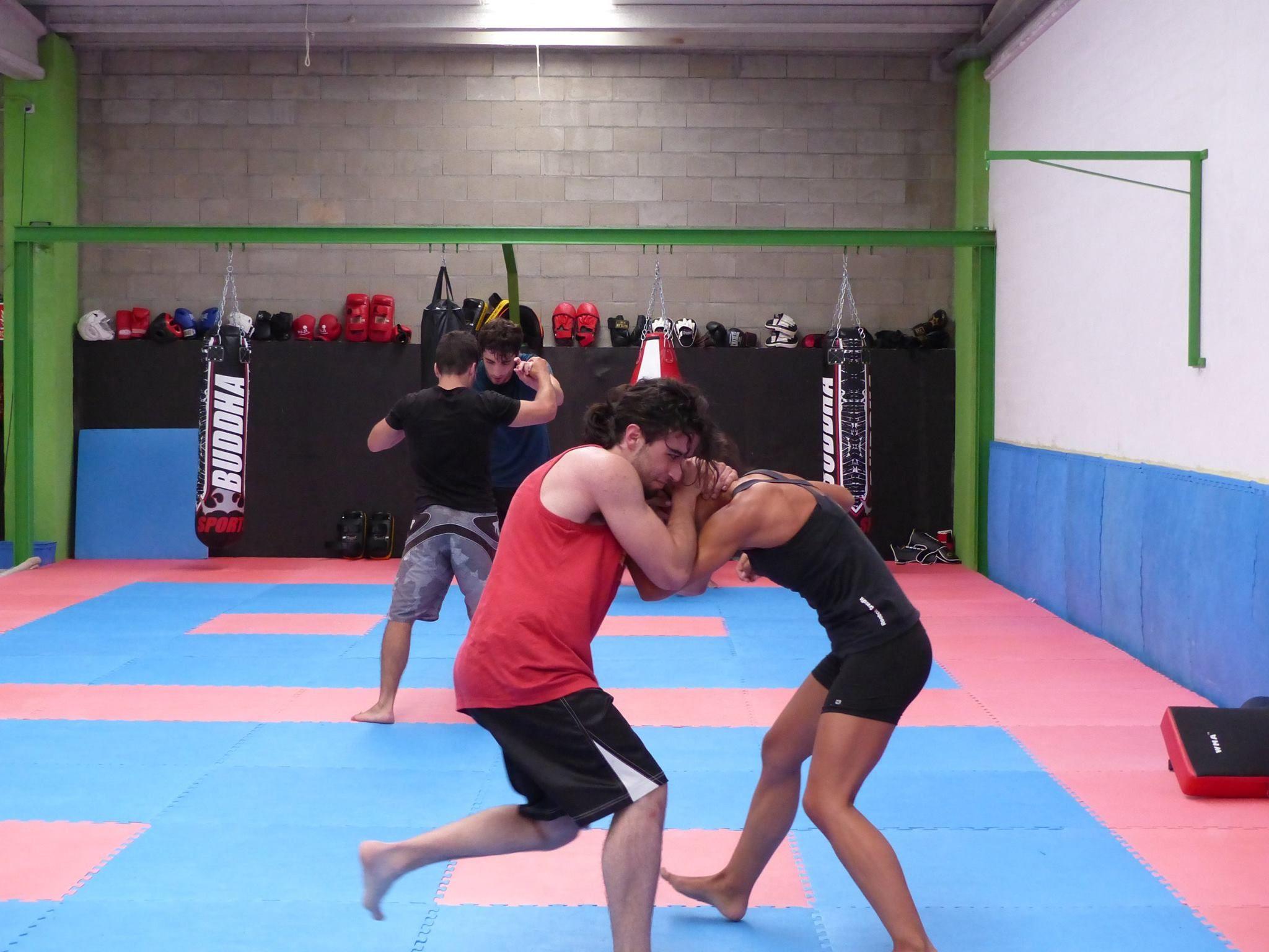 Aprender Kung Fu en Cuatro Caminos Madrid