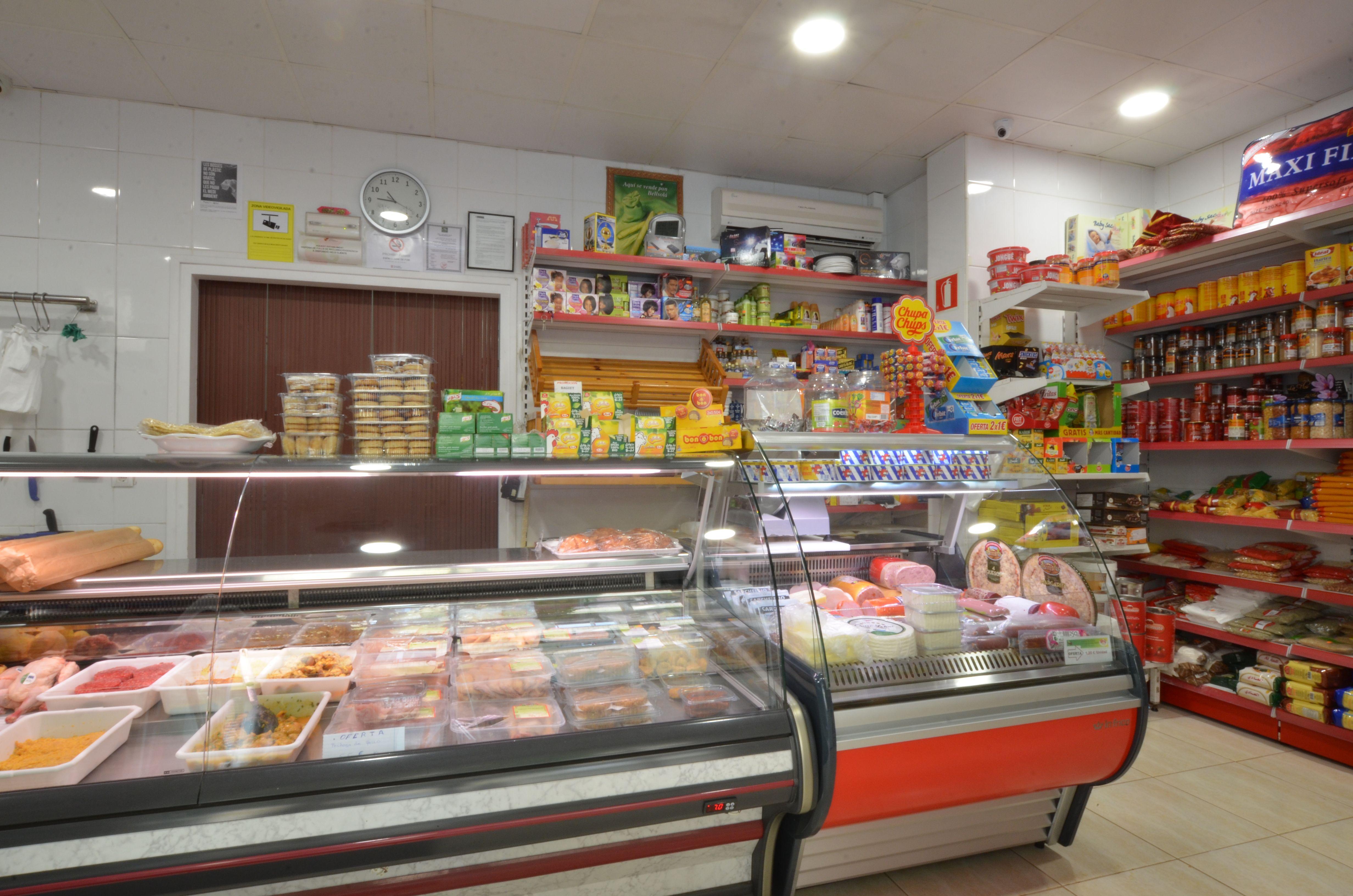 Supermercado en Olot