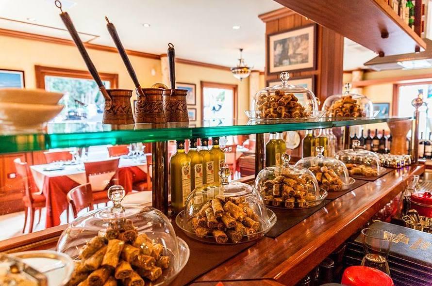 Libanés Baalbek: Carta de Restaurante Libanés Baalbek