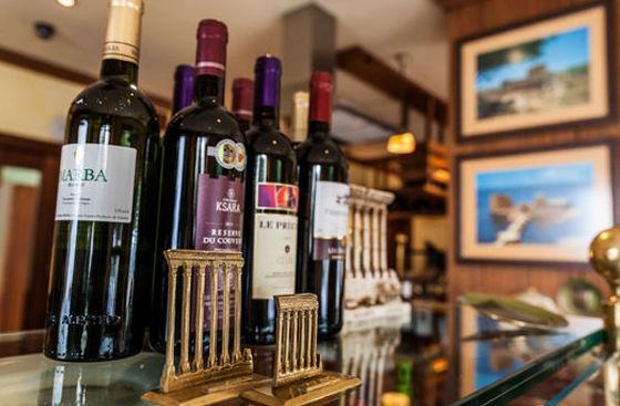 Restaurante libanés con excelente carta de vinos