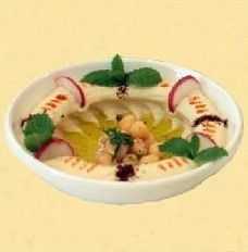 Entrantes: Carta de Restaurante Libanés Baalbek