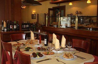 Restaurante de comida libanesa