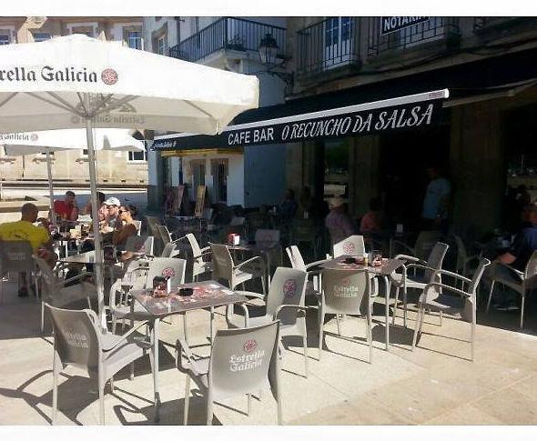 O Recuncho da Salsa en Muros, A Coruña