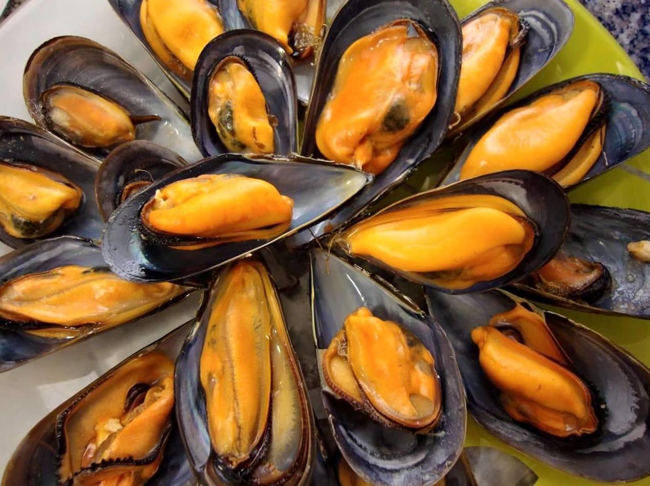 Comer bien en Muros, A Coruña