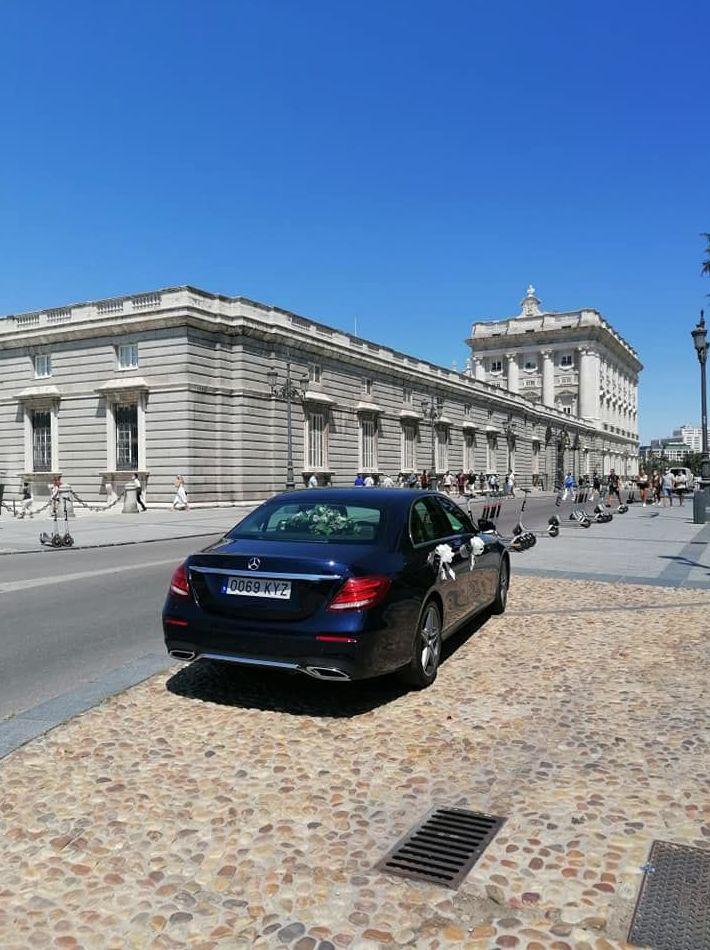 Foto 44 de Alquiler de vehículos con conductor en  | Candecar