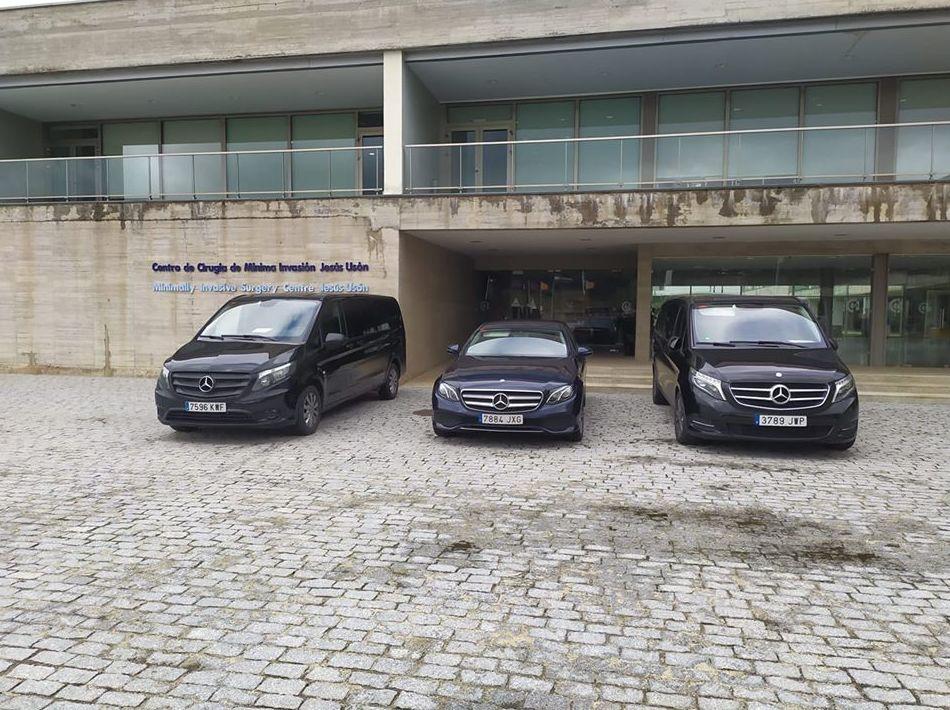 Foto 16 de Alquiler de vehículos con conductor en  | Candecar