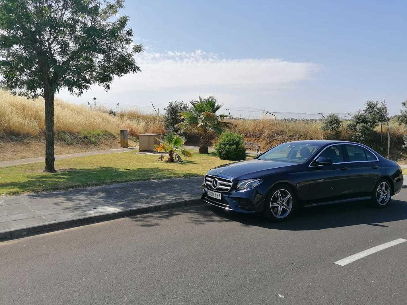 Foto 21 de Alquiler de vehículos con conductor en  | Candecar