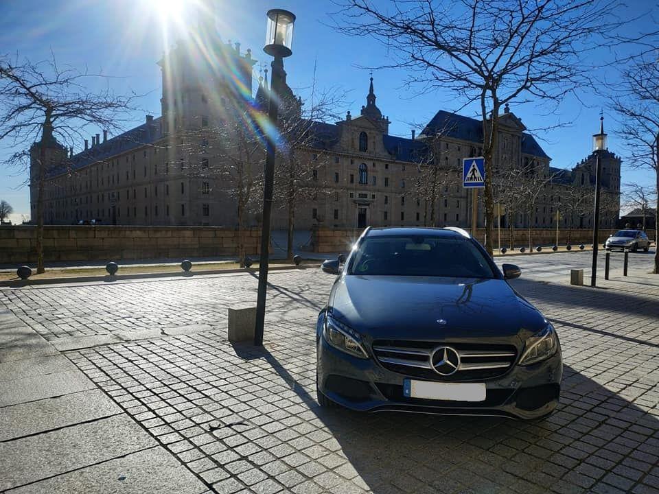 Coches de lujo con conductor en Madrid