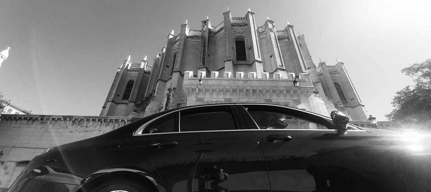 Foto 31 de Alquiler de vehículos con conductor en  | Candecar