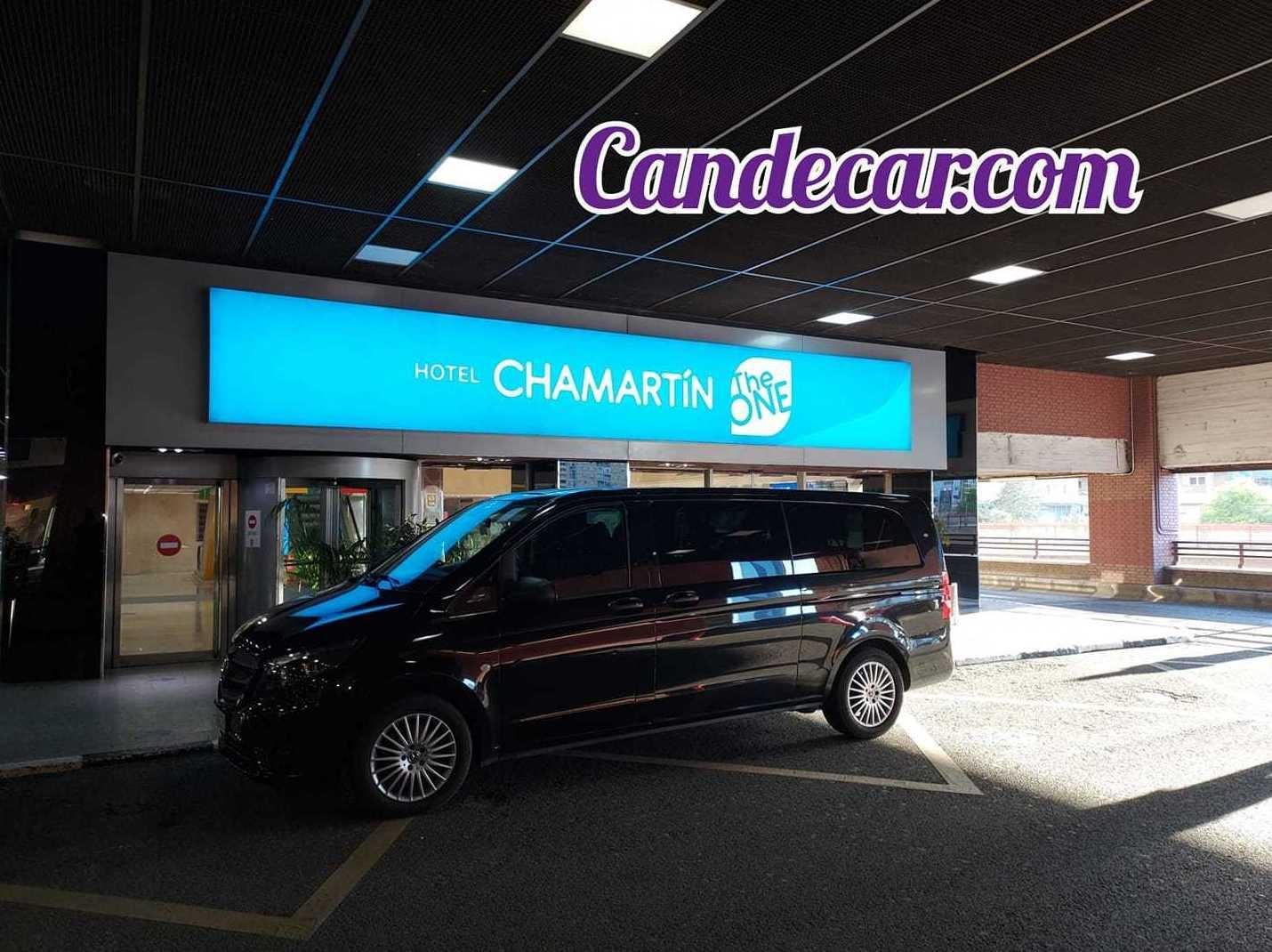 Foto 10 de Alquiler de vehículos con conductor en  | Candecar