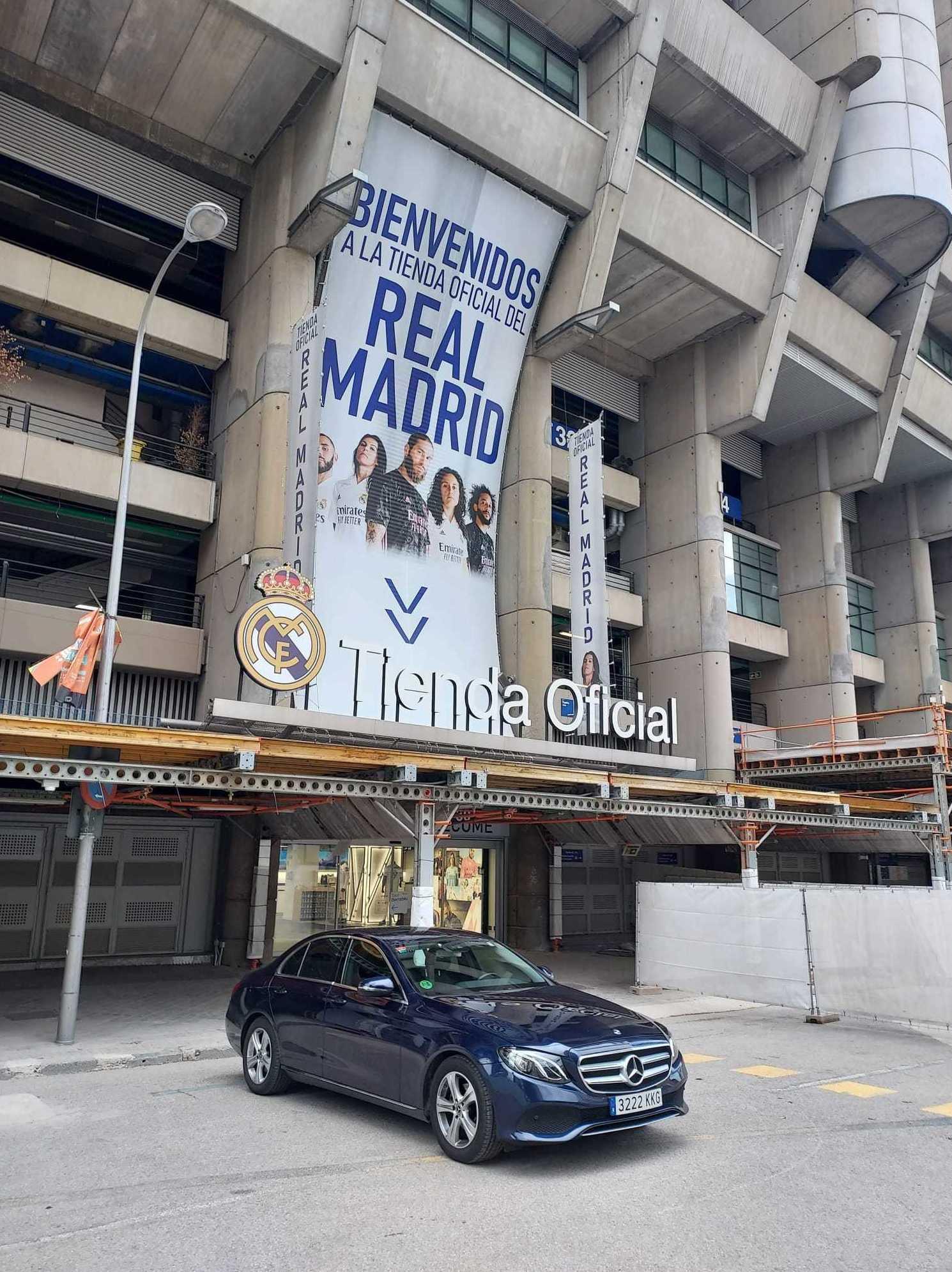 Foto 7 de Alquiler de vehículos con conductor en    Candecar