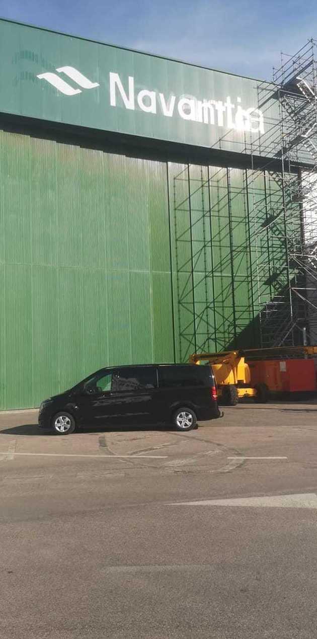 Foto 13 de Alquiler de vehículos con conductor en    Candecar