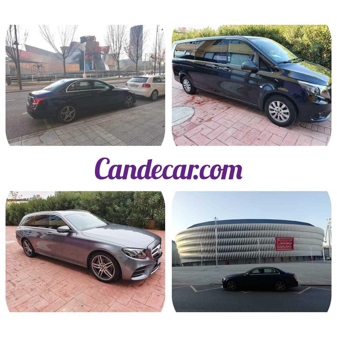 Foto 46 de Alquiler de vehículos con conductor en  | Candecar