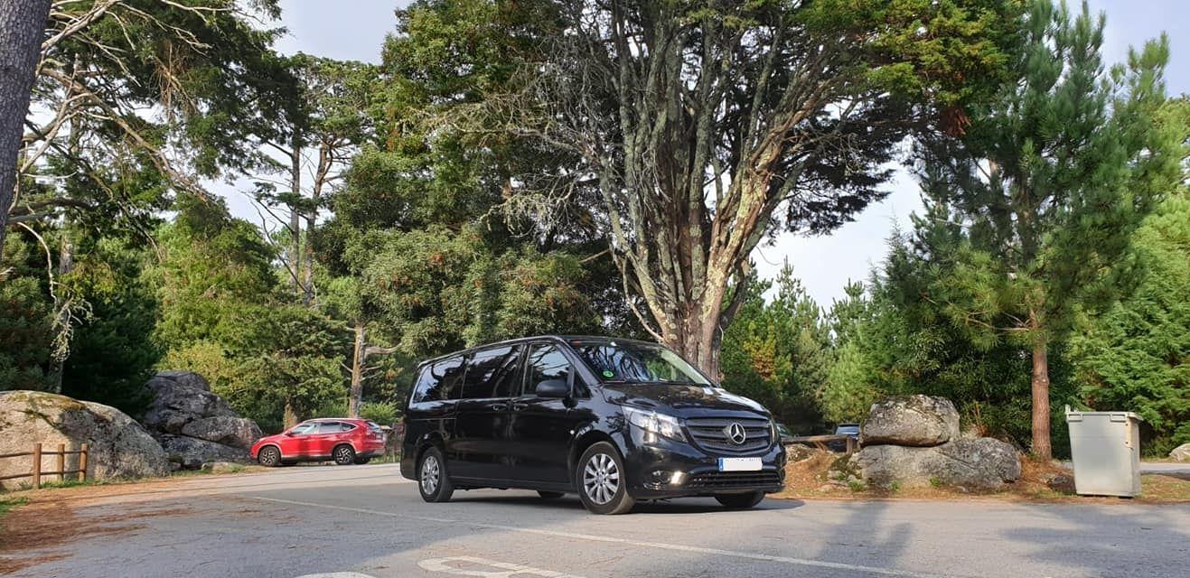 Alquiler de minivans con conductor en Madrid Centro