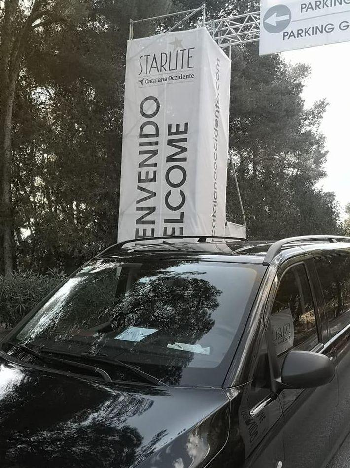 Foto 36 de Alquiler de vehículos con conductor en    Candecar