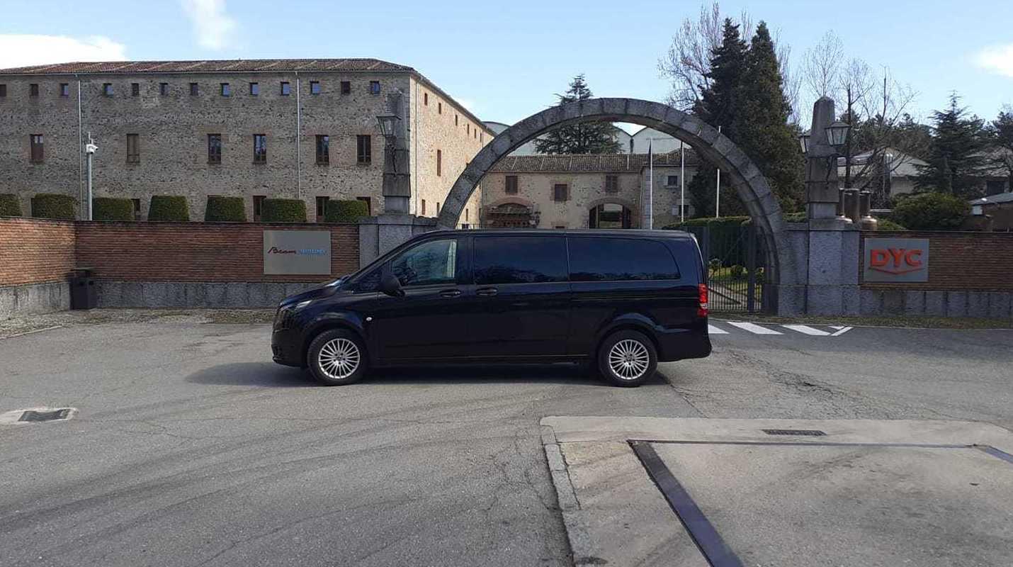 Foto 20 de Alquiler de vehículos con conductor en  | Candecar