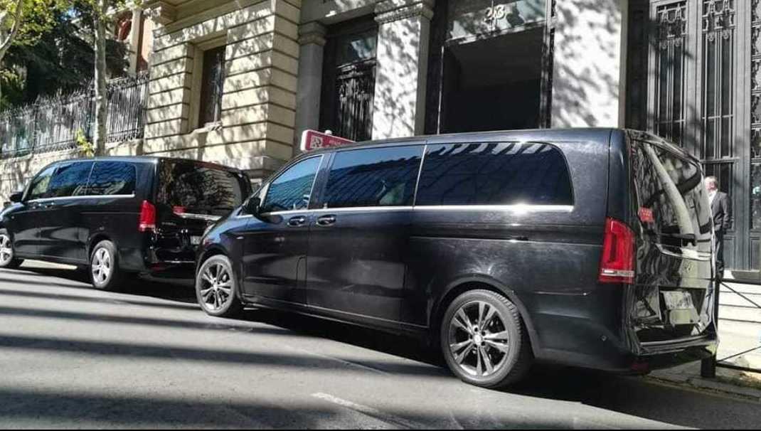 Foto 12 de Alquiler de vehículos con conductor en    Candecar