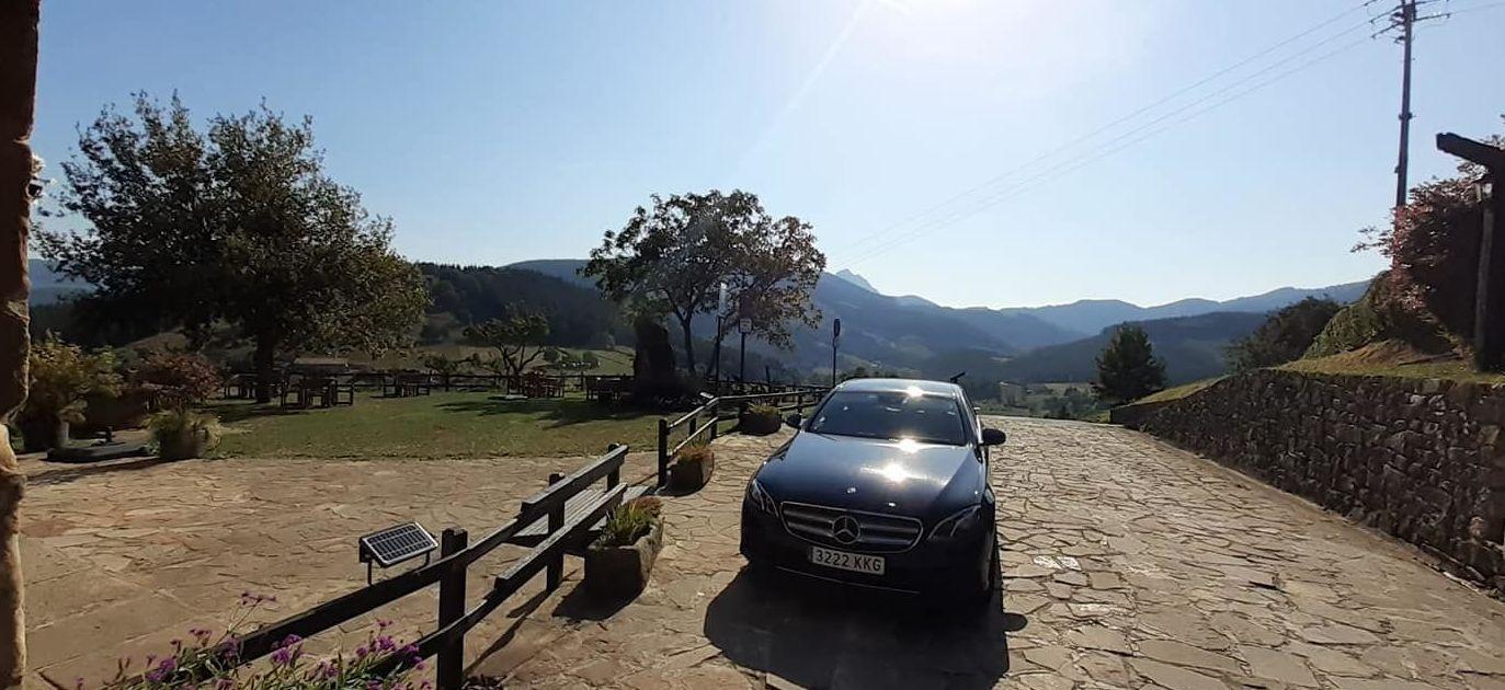 Foto 49 de Alquiler de vehículos con conductor en  | Candecar