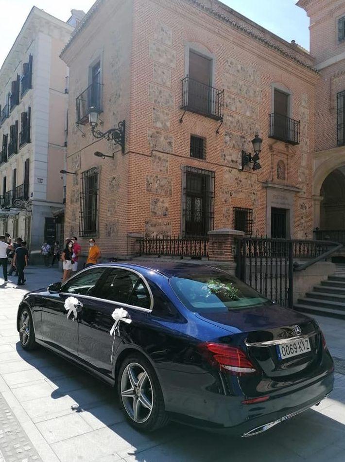 Foto 40 de Alquiler de vehículos con conductor en    Candecar