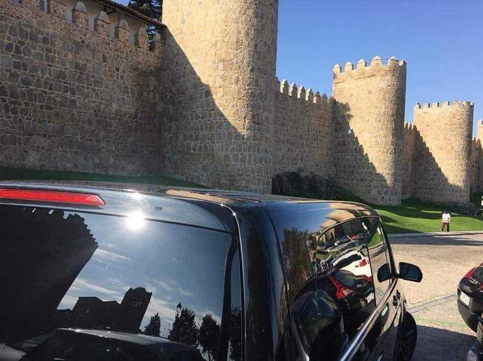 Foto 6 de Alquiler de vehículos con conductor en  | Candecar