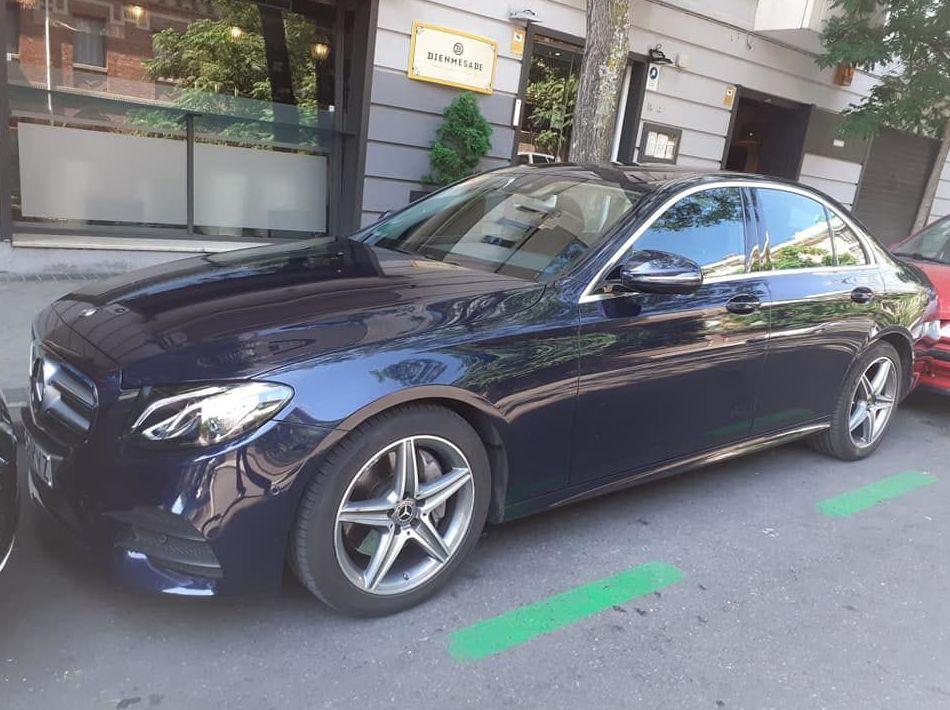 Foto 22 de Alquiler de vehículos con conductor en  | Candecar