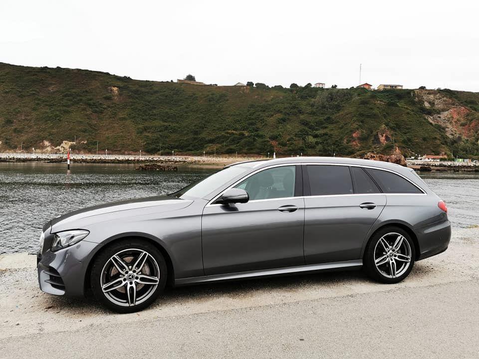 Alquiler de coches con conductor en Getafe