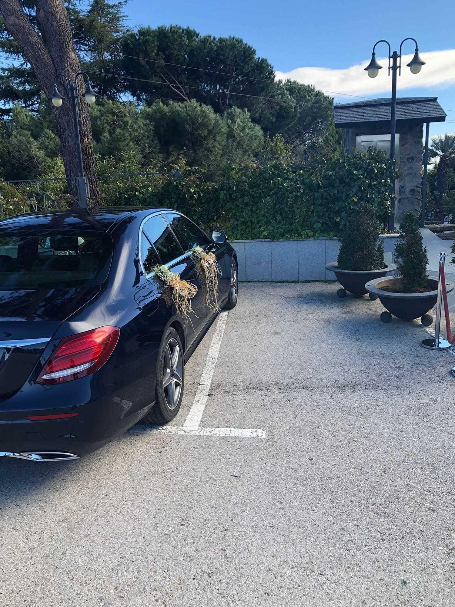 Foto 5 de Alquiler de vehículos con conductor en    Candecar