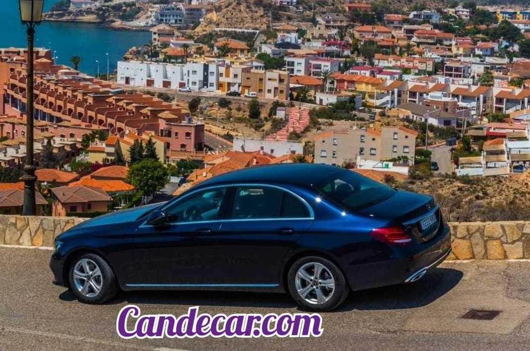 Foto 11 de Alquiler de vehículos con conductor en  | Candecar