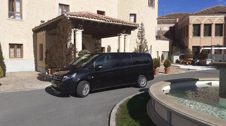 Foto 18 de Alquiler de vehículos con conductor en  | Candecar