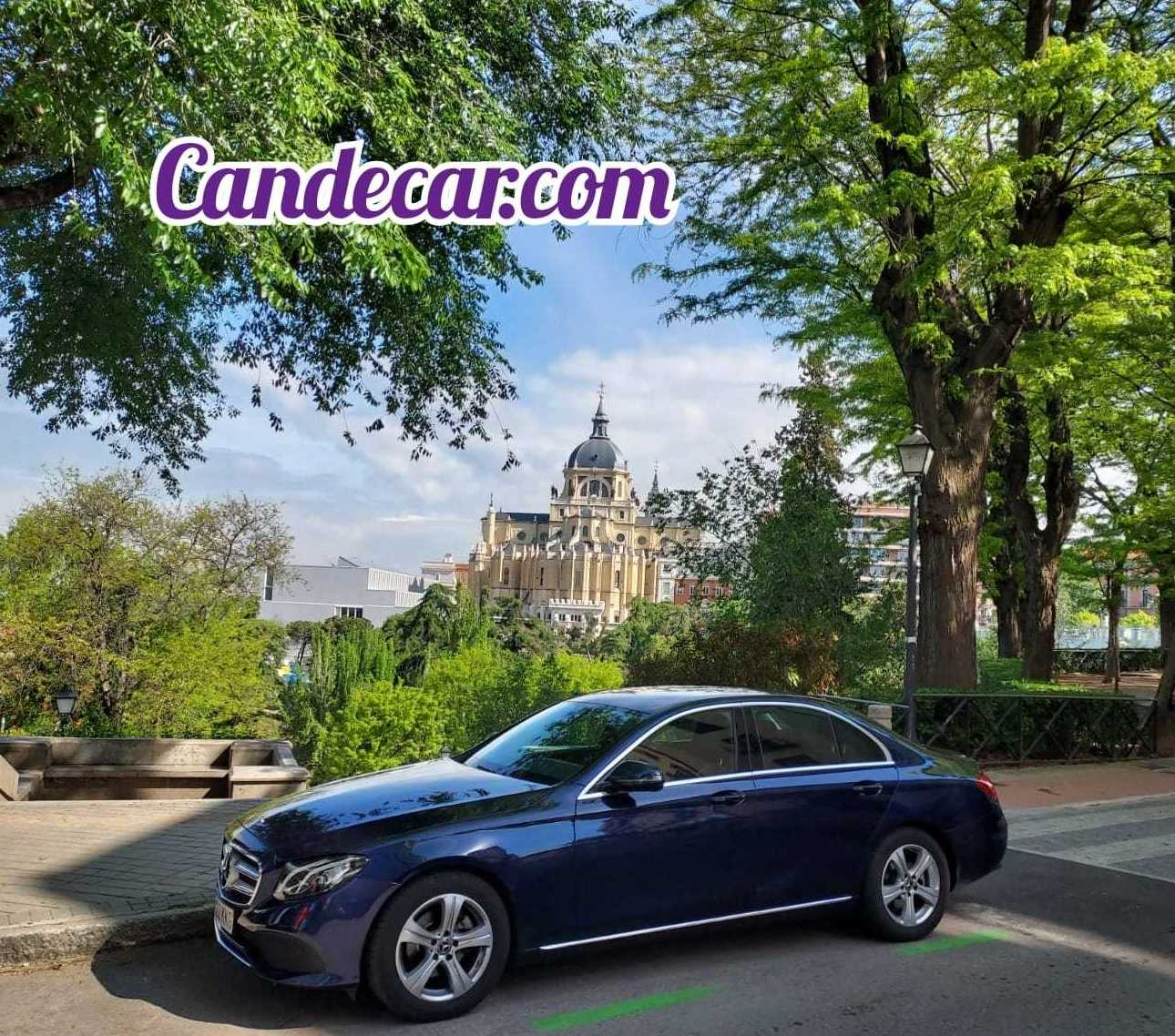 Foto 8 de Alquiler de vehículos con conductor en    Candecar