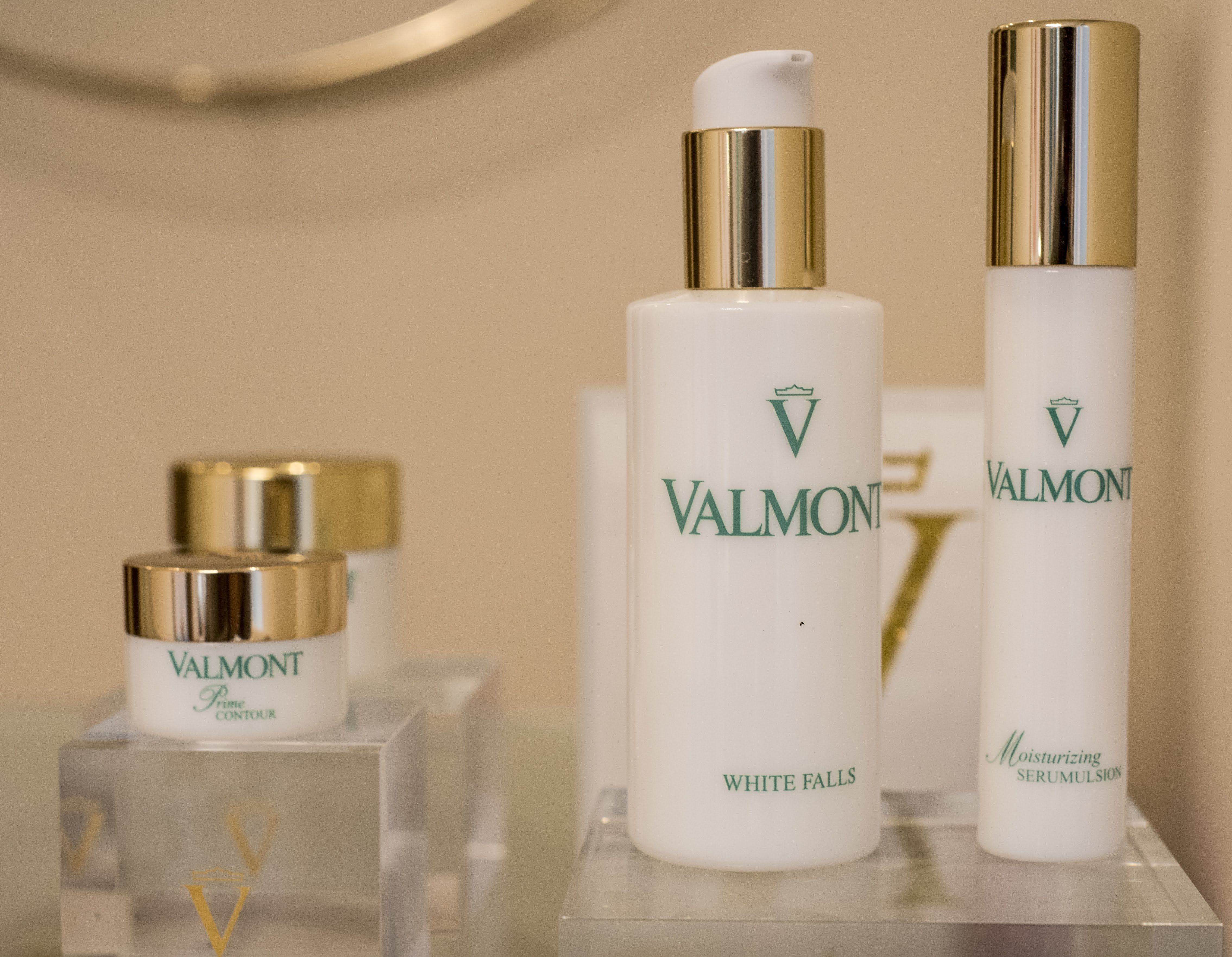 Productos faciales Walden Essence