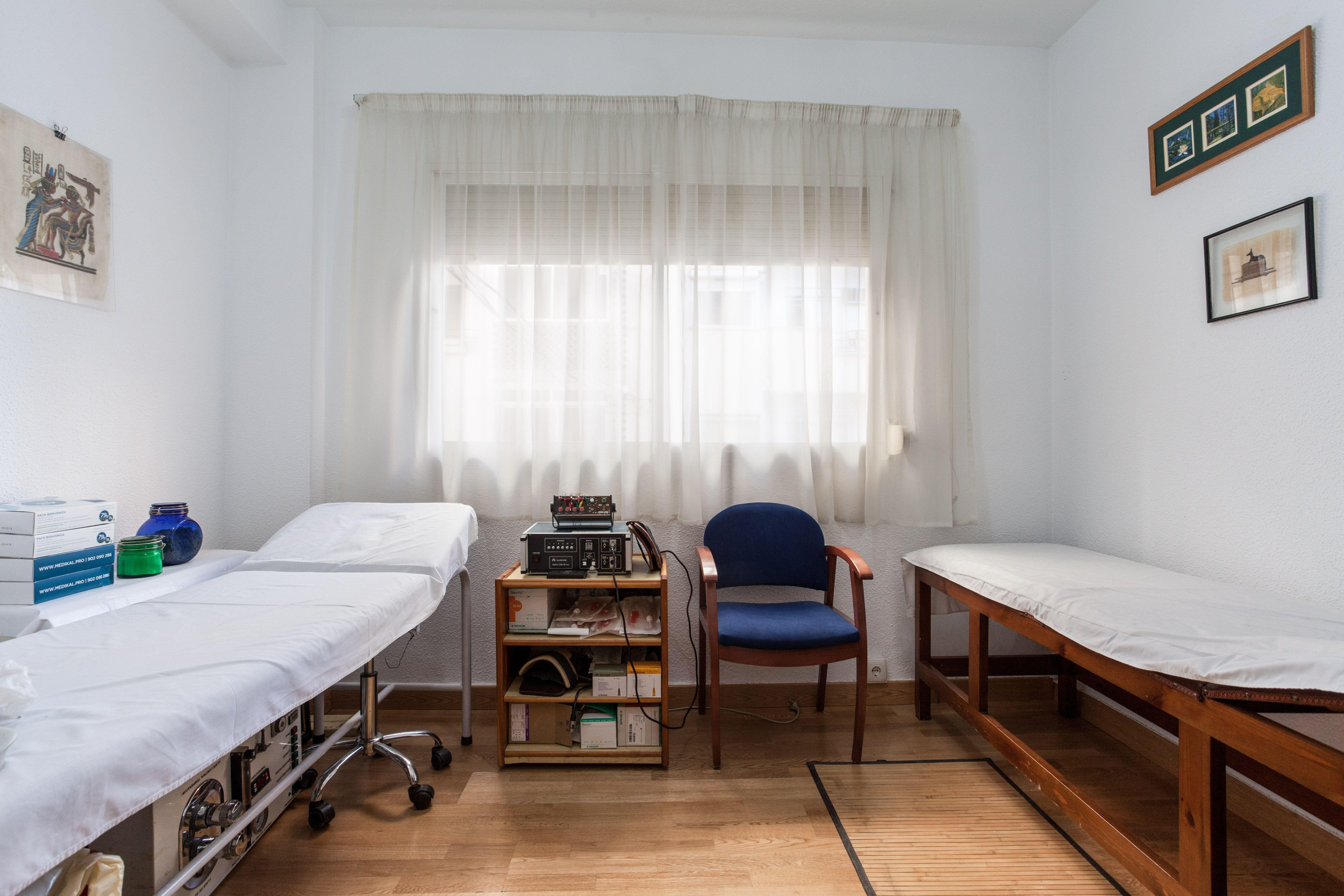 ¿Buscas centros de acupuntura en Granada?