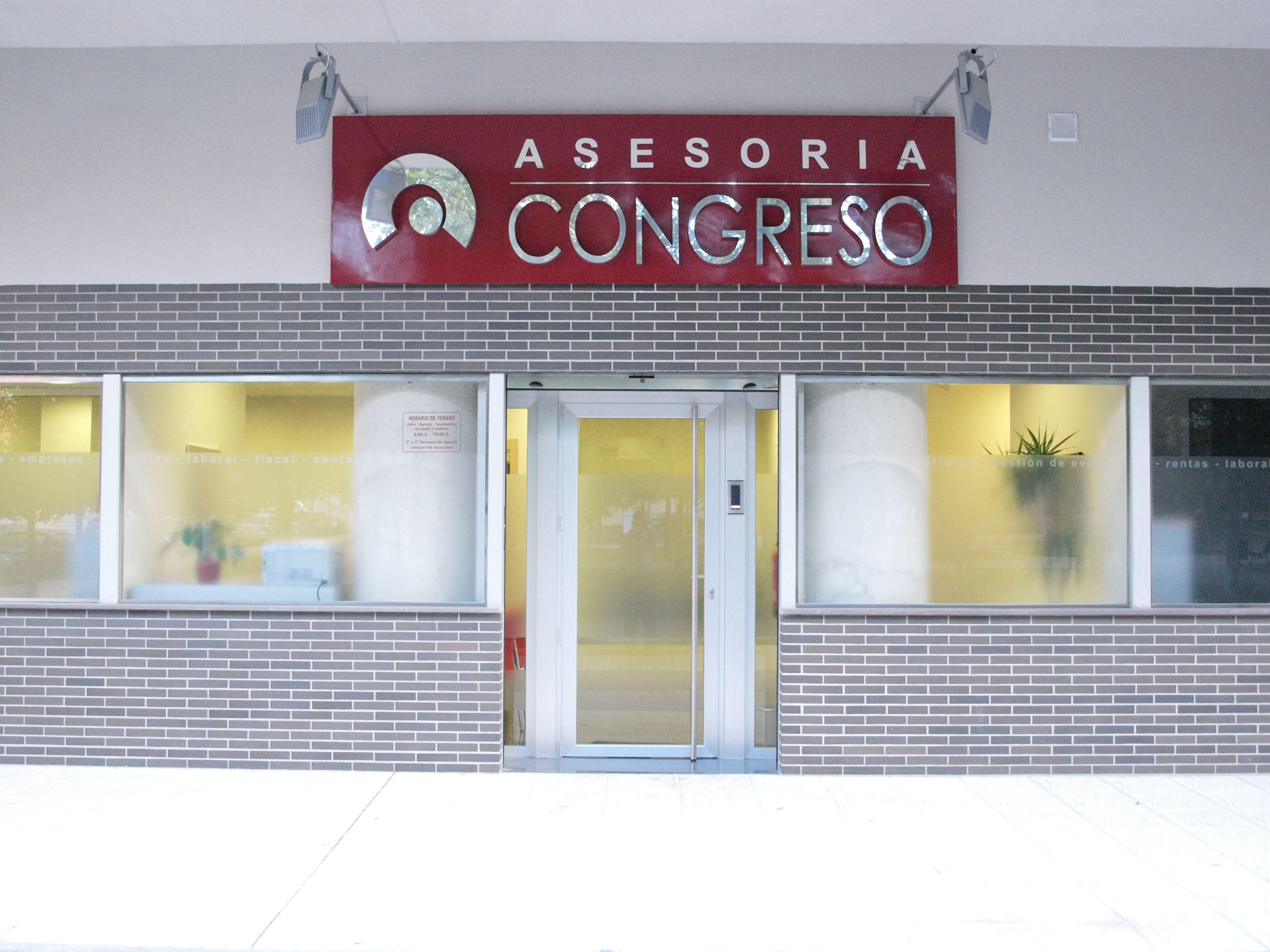 Asesoría Congreso en Alicante