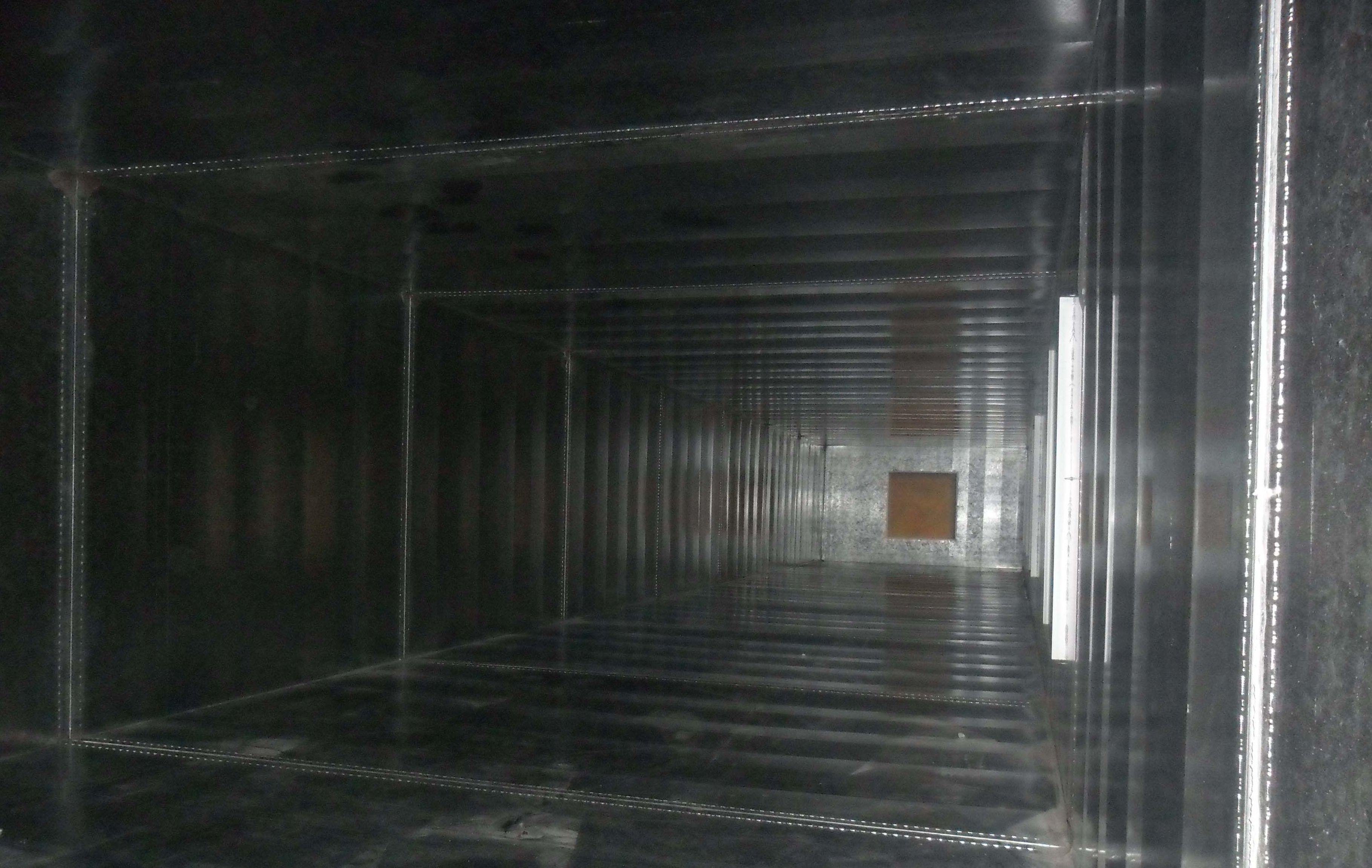 Limpieza de conductos aire acondicionado