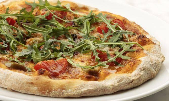 Pizzas: Carta de L´Olivo