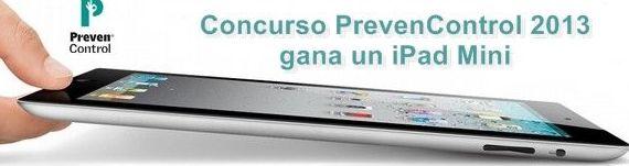 Concurso PrevenControl 2013