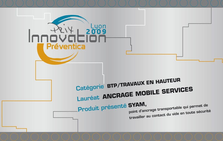Premio SYAM. Preventica 2009