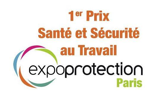 Seguridad y Salud en el trabajo SYAM. 1er premio Expoprotection