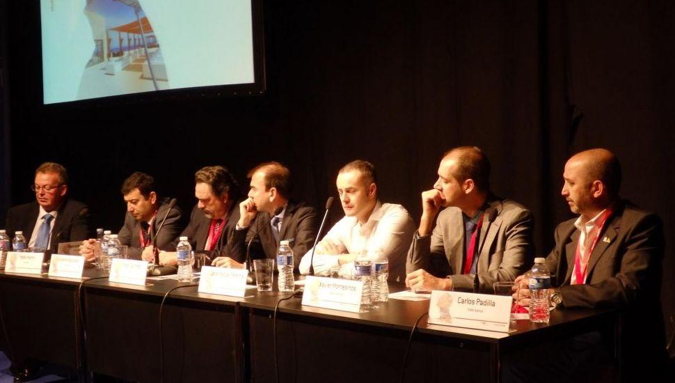 SYAM IBÉRICA participa en la Mesa de debate del Congreso Ibérico de Gestión y Protección Solar.