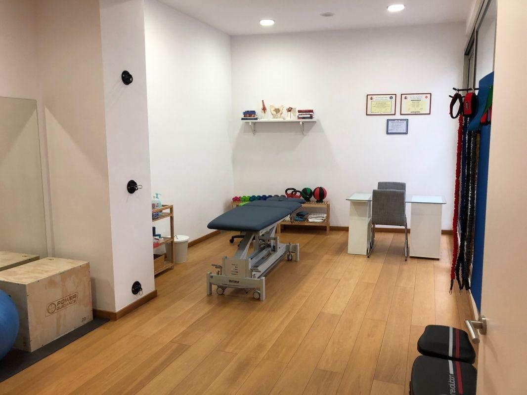 Centro de fisioterapia con atención personalizada en Manacor