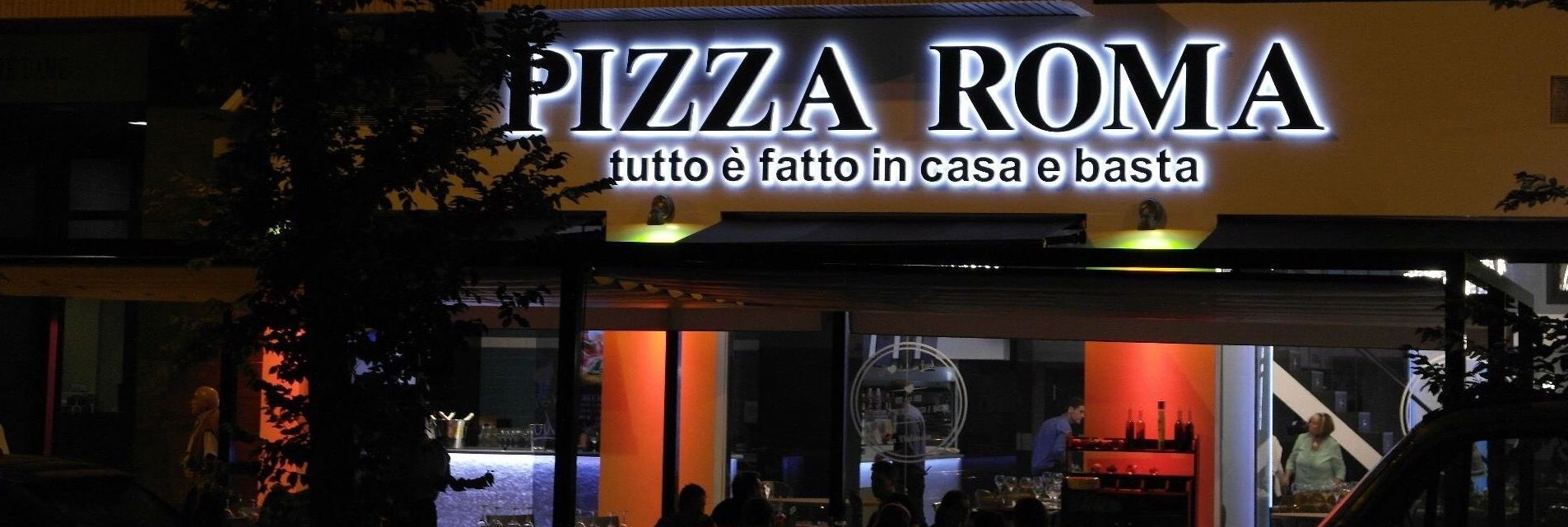 Foto 1 de Cocina italiana en VALENCIA | Pizza Roma