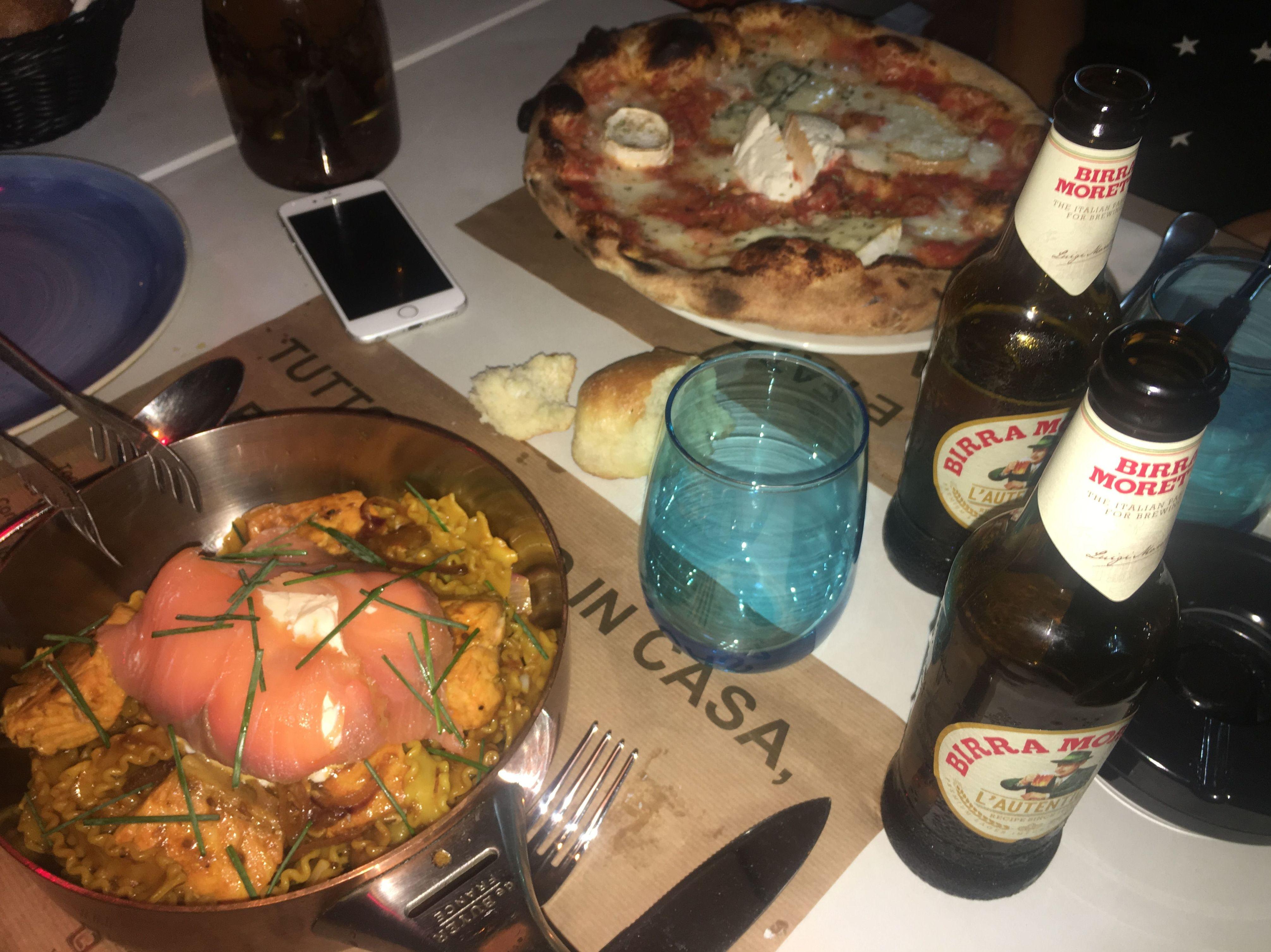 Foto 51 de Cocina italiana en VALENCIA | Pizza Roma