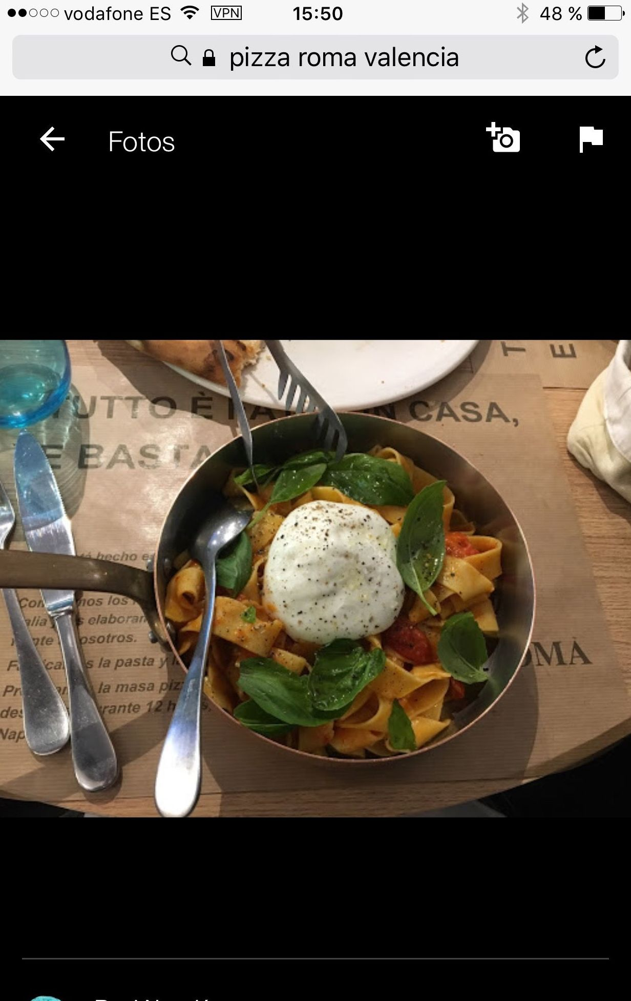 Foto 45 de Cocina italiana en VALENCIA | Pizza Roma
